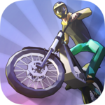 Moto Delight - Trial X3M Bike Race Game icon