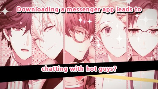 Mystic Messenger APK screenshot 1