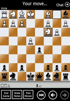 Chess By Post Free APK screenshot 1