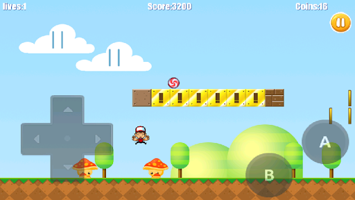 Super Adventure apk screenshot 1