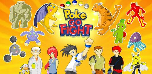 Poke Go Fight pc screenshot