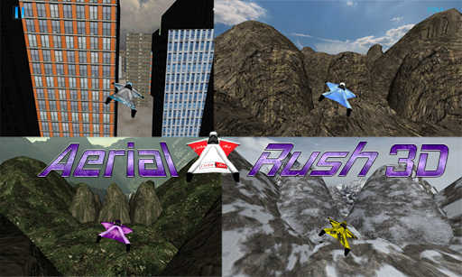 Aerial Rush 3D free pc screenshot 1