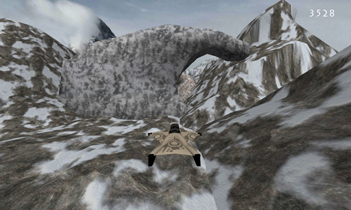 Aerial Rush 3D free APK screenshot 1