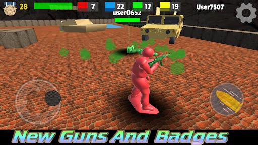 Army Men Online APK screenshot 1