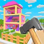 Dollhouse Build & Design Simulator icon