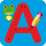 Handwriting ABC, Alphabet Board Free icon