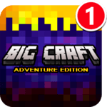 Big Craft Building Crafting Games icon