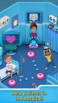 My Dream Hospital Doctor Games: Emergency Room APK screenshot 1