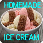 Homemade Ice Cream Recipes icon