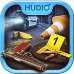 Crime Scene Hidden Objects Detective Investigation icon