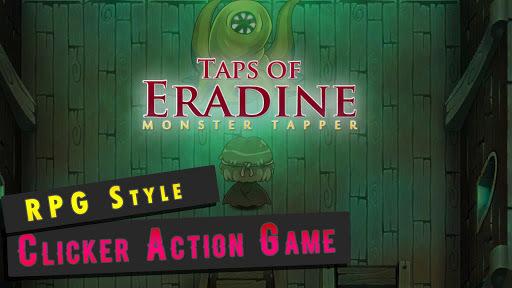 Taps of Eradine RPG Monster Clicker Idler APK screenshot 1