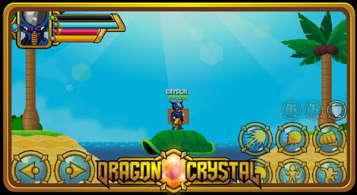 Dragon Crystal - Arena Online APK screenshot 1