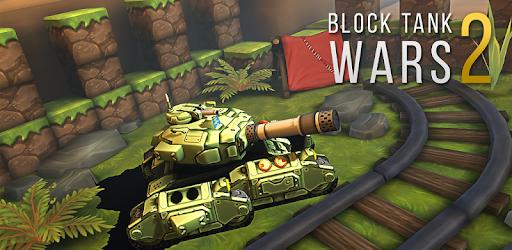 Block Tank Wars 2 pc screenshot