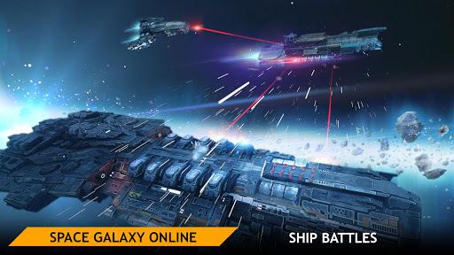 Space Armada: Star Battles APK screenshot 1