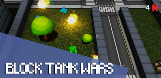 Block Tank Wars pc screenshot