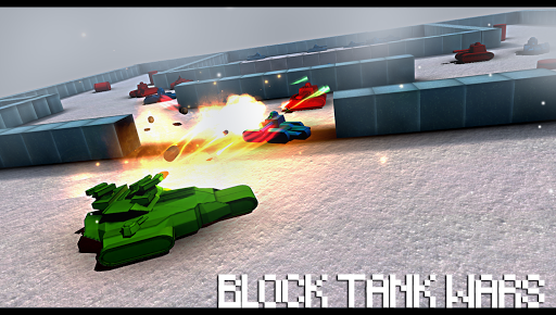 Block Tank Wars APK screenshot 1