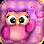 Cute Owl Keyboard Changer icon