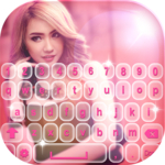 Cute Photo Keyboard Themes icon