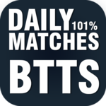 Both Teams To Score BTTS - Predictions Foot icon