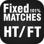 HT/FT Fixed Matches 101% - DAILY BETS APK icon