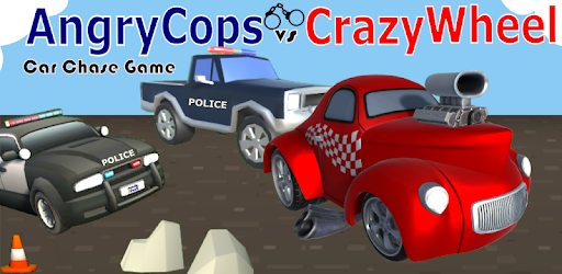 Angry Cops : Car Chase Game pc screenshot