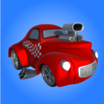 Angry Cops : Car Chase Game icon