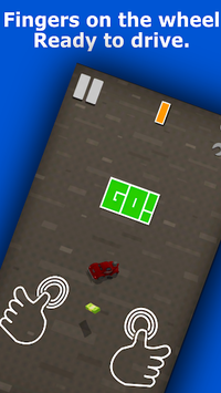 Angry Cops : Car Chase Game APK screenshot 1