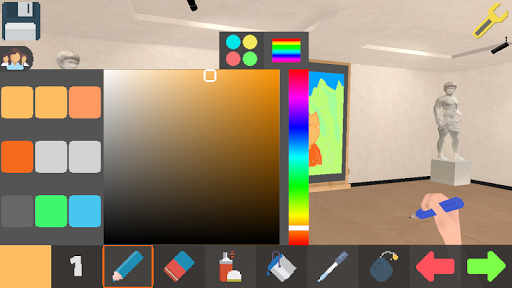 Pixel Painter APK screenshot 1