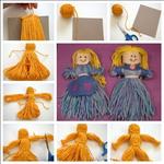 Dolls Craft Tutorials icon