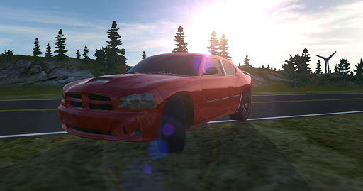 Modern American Muscle Cars APK screenshot 1