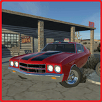 Classic American Muscle Cars for pc icon