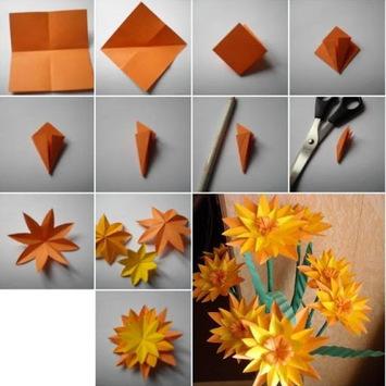 Easy Paper Craft Project Ideas APK screenshot 1