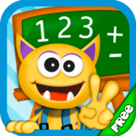 Math Games for Kids: Addition and Subtraction icon