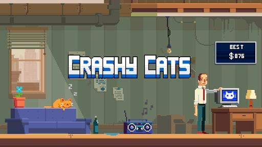 Crashy Cats APK screenshot 1