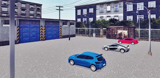 Doblo Drift & Driving Simulator pc screenshot