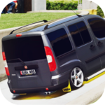 Doblo Drift & Driving Simulator icon