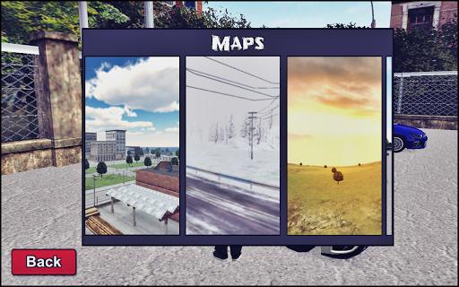 Doblo Drift & Driving Simulator APK screenshot 1