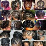 Braid Hairstyle Woman & Child APK icon