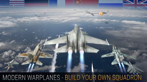 Modern Warplanes: Combat Aces PvP Skies Warfare APK screenshot 1