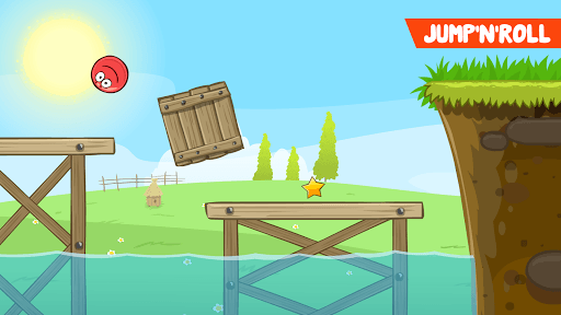 Red Ball 4 APK screenshot 1