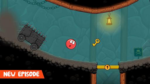 Red Ball 4 APK screenshot 1