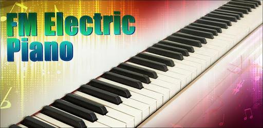 Electric Piano Digital Music pc screenshot