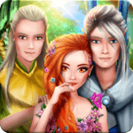 Love Story Games: Christmas Fantasy APK icon