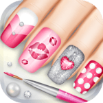 Fashion Nails 3D Girls Game icon