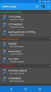 GWPA Finder APK screenshot 1