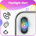 call Flashlight alert color led! FOR PC