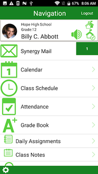 StudentVUE APK screenshot 1