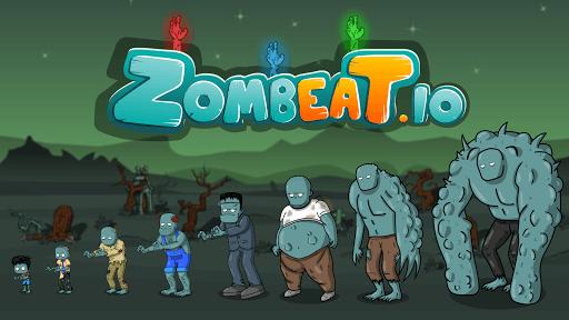 Zombeat.io - io games zombie APK screenshot 1