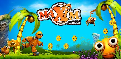 Maxim the robot: Meca World Adventures pc screenshot