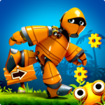 Maxim the robot: Meca World Adventures APK icon